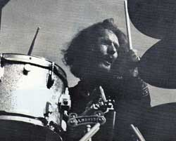 Ginger Baker Cream
